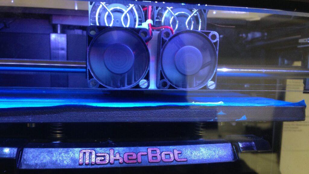Ein alter MakerBot