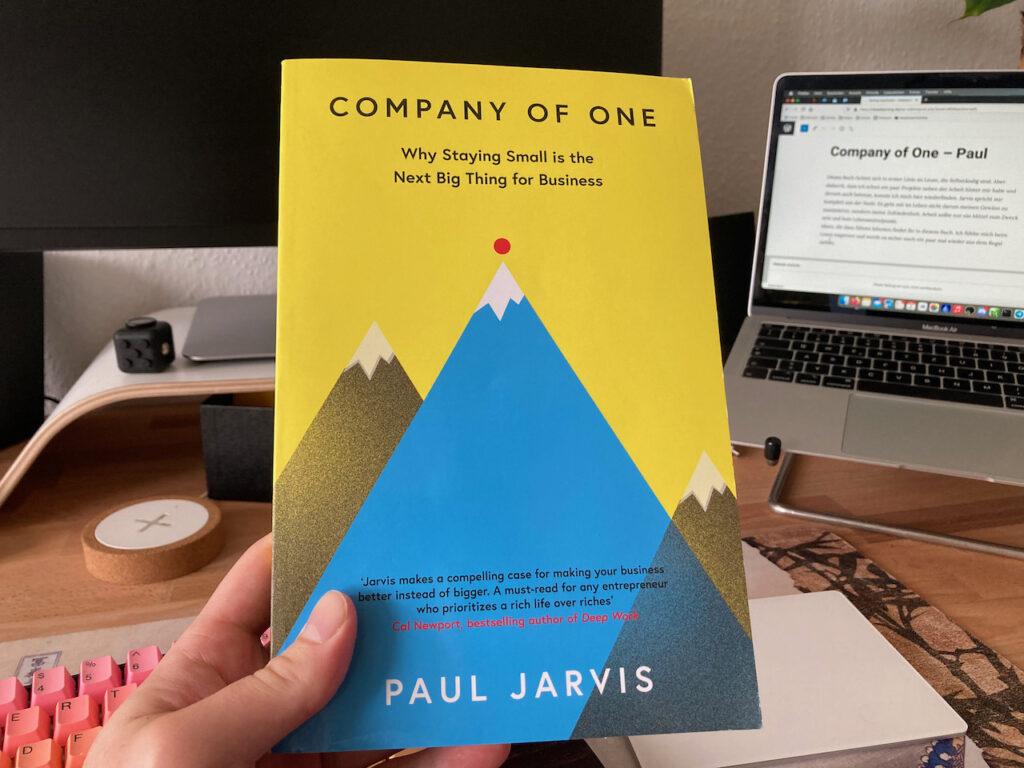Cover von Company of One